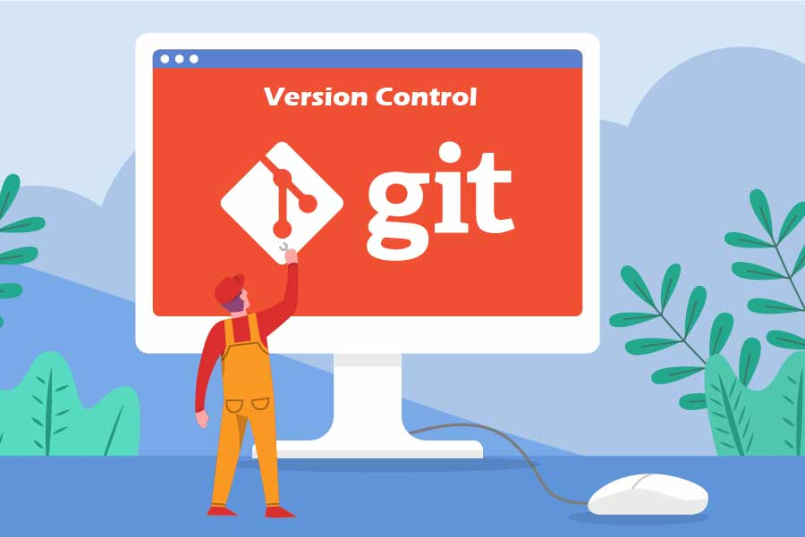 Easy instruction guide to perform Version Control by 'Git' - For Web Developers